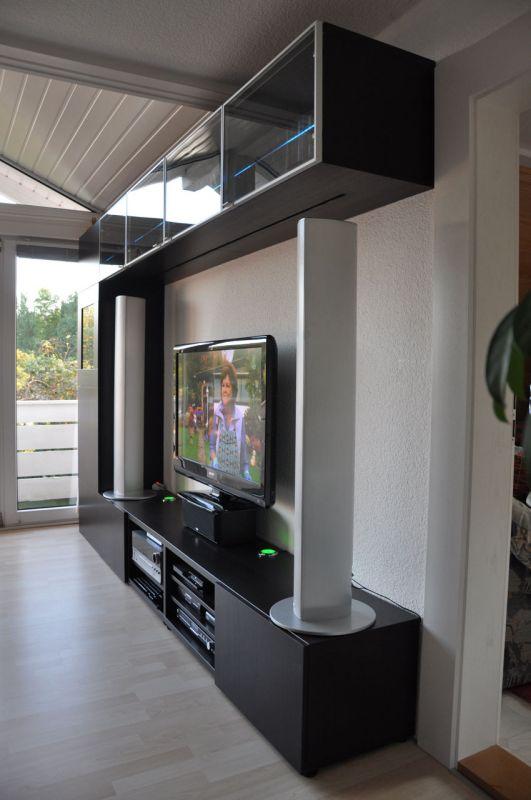 Ikea besta wohnwand ideen interessante for Wohnwand zusammenstellen ikea